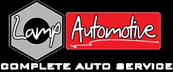Lamp Automotive Logo
